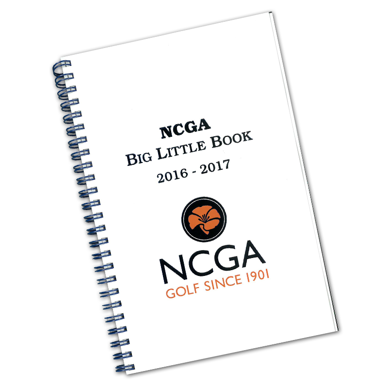 NCGA's Big Little Book