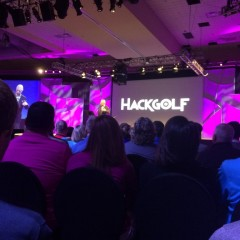 On Hackgolf and How to Make Golf More Fun