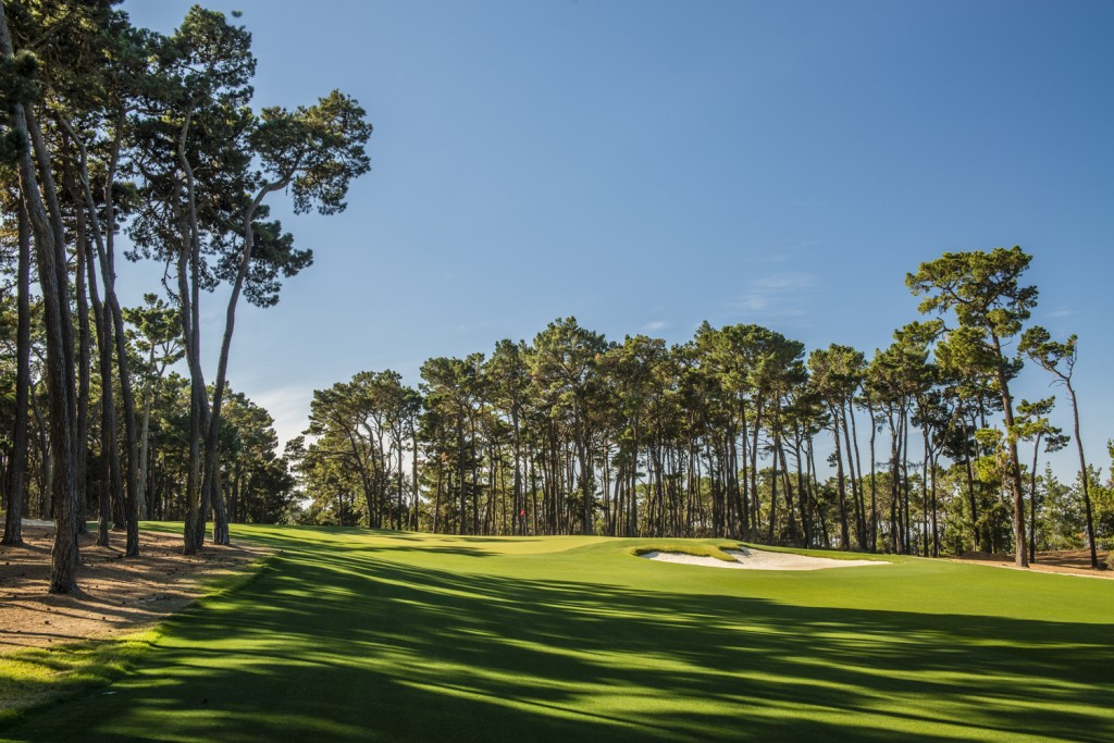 Poppy Hills, RTJ II, Bruce Charlton, Robert Trent Jones