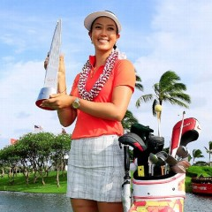 Fresh Off Win, Michelle Wie Heads to Bay Area for Swinging Skirts