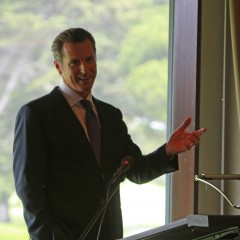 Gavin Newsom Praises 37 Youth on Course Scholarship Recipients