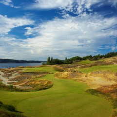 RTJ on Chambers Bay