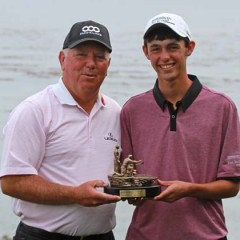 First Tee Open Sunday: Another Junior Tour of NorCal Win, Tom Watson Magic