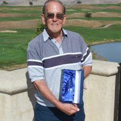 Chuck Jett–2015 NCGA Course Rater of the Year