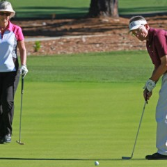 Mixed Team Fall Championship at Poppy Hills