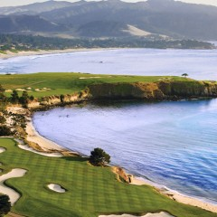 TaylorMade Pebble Beach Invitational Field Solid Despite Schedule Conflict