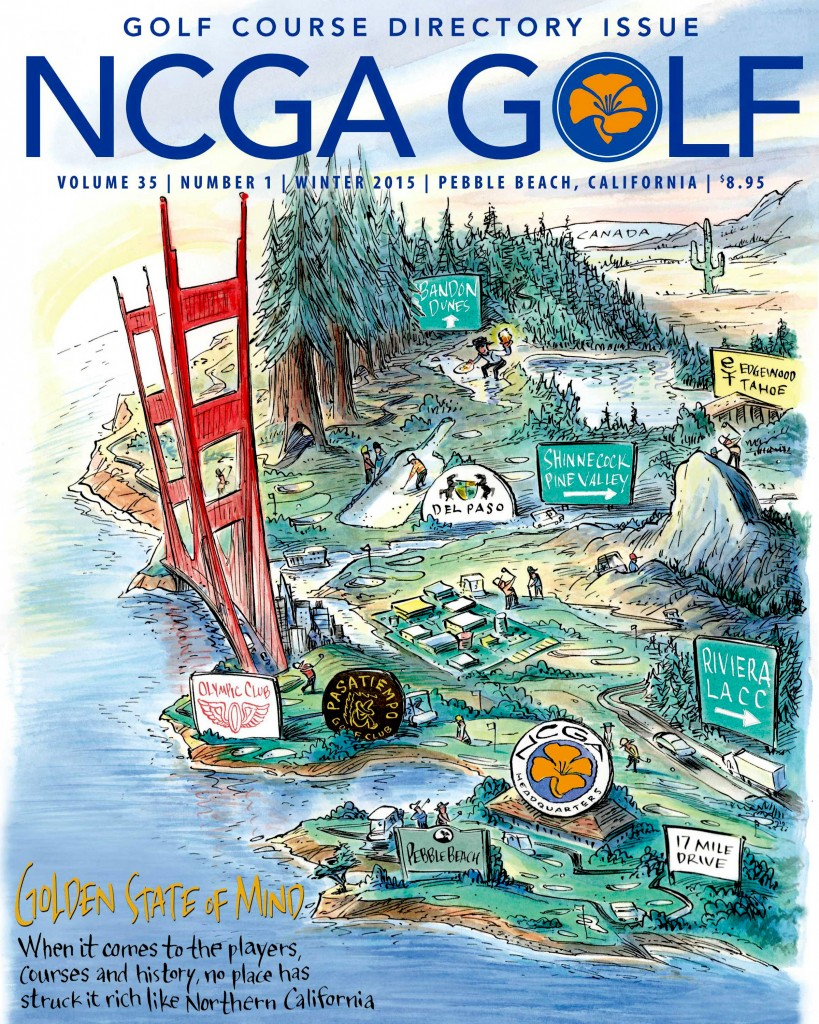 NCGA Golf 2015 Bluebook