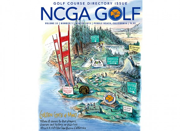 NCGA Golf Receives National Recognition