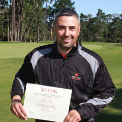 Poppy Hills' Assistant Super Lupe Orozco: From Busboy to Turf Degree