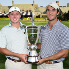 Los Altos G&CC Member Andrew Buchanan Wins U.S. Amateur Four-Ball Title