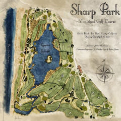 Alister MacKenzie Tourney to Save Sharp Park Set for June 4