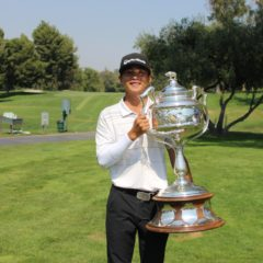 Historical Win for Shintaro Ban at the California State Amateur