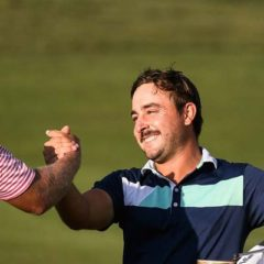 Stephan Jaeger Posts Magical 58 at Ellie Mae Classic