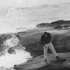 Palmer on the Rocks—'The King' at Pebble Beach
