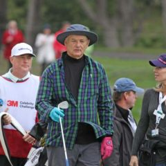 Scenes From Wednesday's 3M Celebrity Challenge at the AT&T Pro-Am