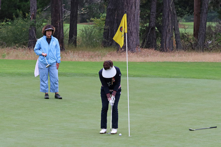Pairings & Results – Northern California Golf Association