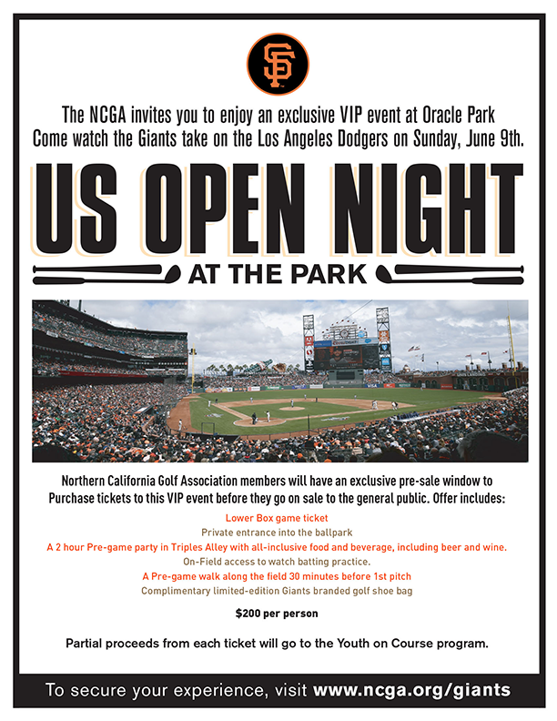 U.S. Open Night at The Park